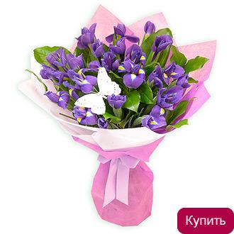 курьер доставка цветов