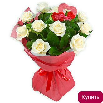 Доставка цветов ижевск онлайн процедуры в подарок мужчине