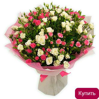 Доставка цветов по Ижевску